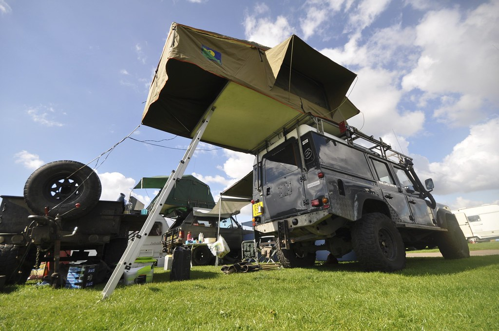 Howling Wolf rooftent
