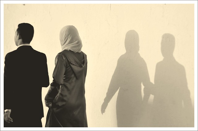 Shadow of Moroccan Lover's !