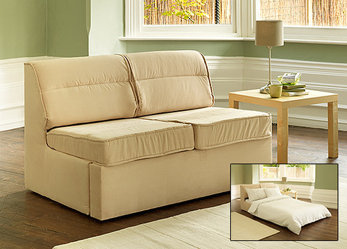 Corfu Sofa Bed in Beige