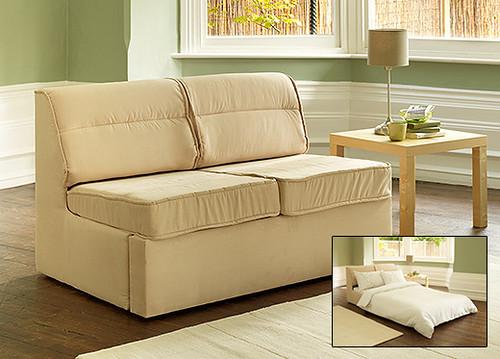 Corfu Sofa Bed in Beige