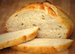 baking, beer bread, bread, baked goods, ciabatta, food, soda bread, sliced bread, sourdough,