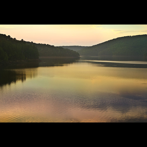 lake hot dam south springs arkansas ozarks humidity ouachita blakely