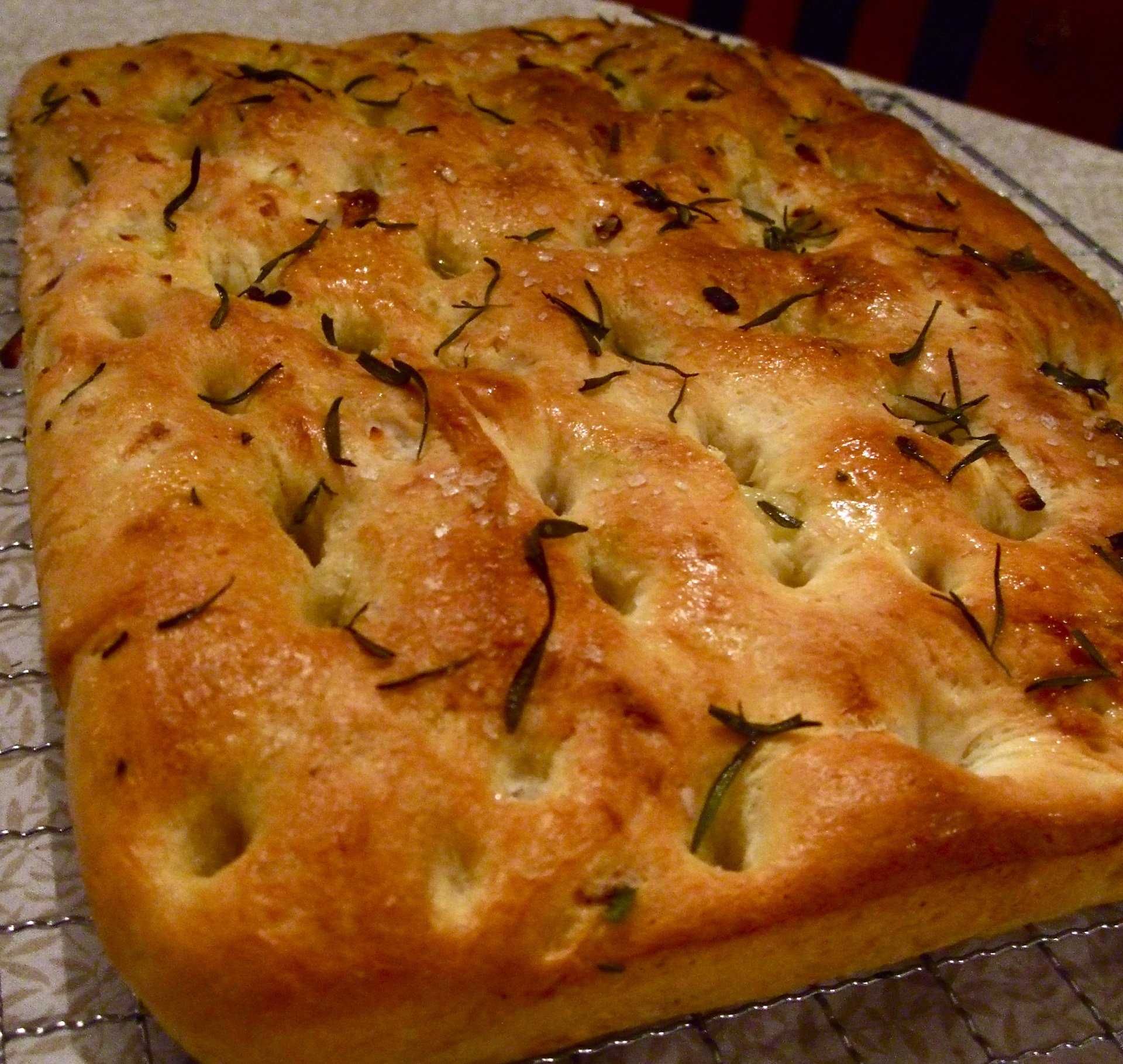 onion focaccia recipe maven