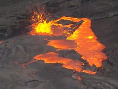 Lago de lava activo - Erta Ale (Danakil, Etiopía) - 03