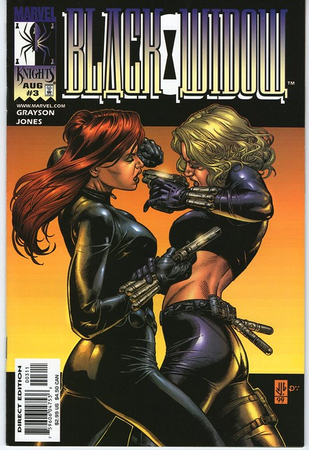 black widow comic strip - photo #19
