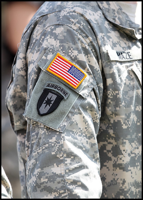 44th Medical Bri...1st Cavalry Patch Meaning
