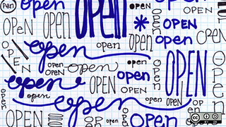 Teaching Open Source Practices, Version 4.0. Drawing: Libby Levi for opensource.com / flickr opensourceway
