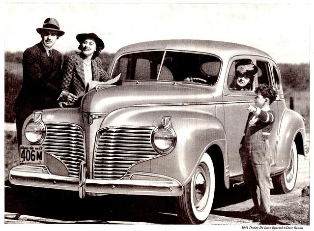 1941 dodge de luxe special 4 door sedan canada flickr for 1941 dodge 4 door sedan