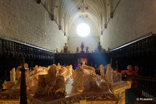 La Cartuja de Miraflores, Burgos by Rufino Lasaosa