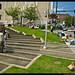 Tacoma Sidewalk Chalk - 2008-07-25