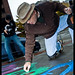 Tacoma Sidewalk Chalk - 2008-10-31