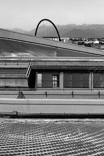 Torino - Lingotto , the test track 4