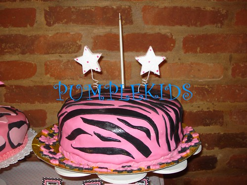 torta animal print | Flickr - Photo Sharing!