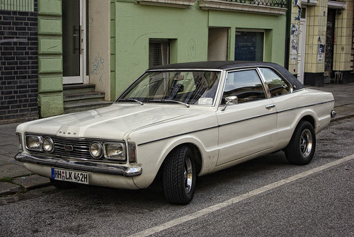 Ford Taunus TC '75 GXL by jens.lilienthal