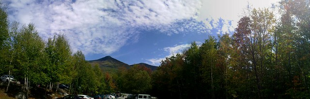 franconia notch state park ~ franconia, nh ~ 25sep10