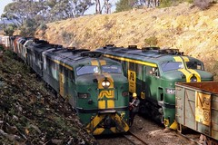 Australian National Rail