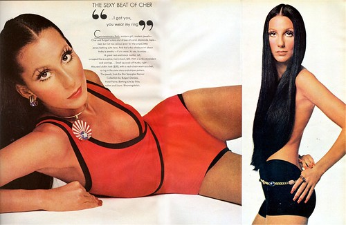 Cher by Famous Fashionistas (First)
