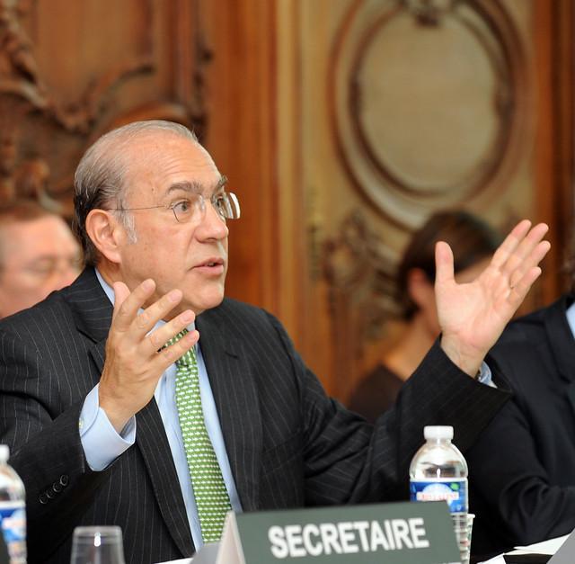 OECD countries renew Angel Gurria's mandate as Secretary-General