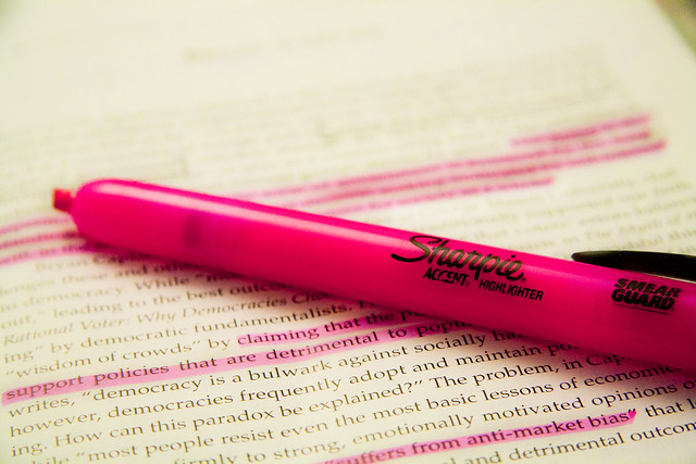 Keywords are your highlighter for Google and other search engines
