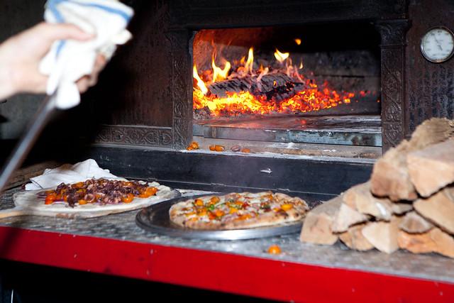 Pizza Moto, Brooklyn, NY