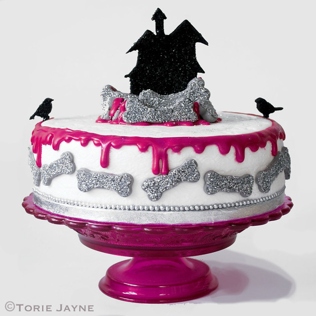 Gluten Free Halloween Cake Recipe Torie Jayne
