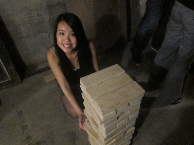 Giant Jenga | Guilt and Company