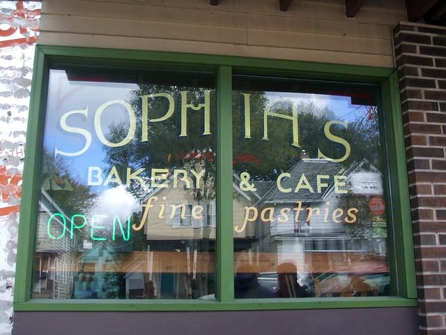 Sophia S Cafe Beecher Il