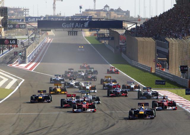 Formula 1™ 2010 Bahrain Grand Prix by CC user lge on Flickr