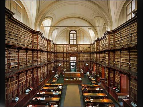 Biblioteca Angelica, Rome, Italie. ©Ahmet Ertug