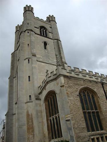 Iglesia de Santa María la Grande cambridge - 5066999877 34f0aee5ff - Cambridge (England) y sus rincones para turistas