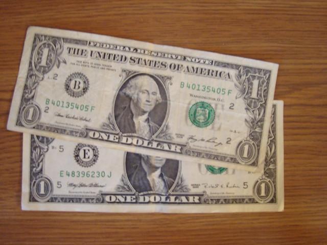 Money from Flickr via Wylio
