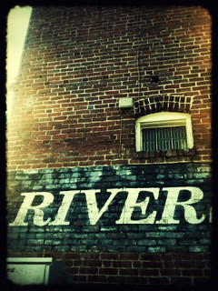 267/365: Riverside building