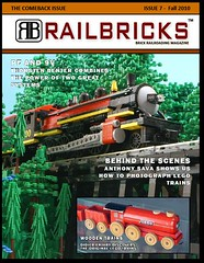 RAILBRICKS #7