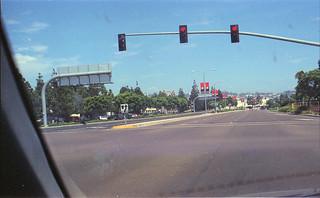 Otay Mesa Border xing 9-10-01