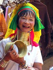 Hill Tribes Long Neck Karen Chiang Rai