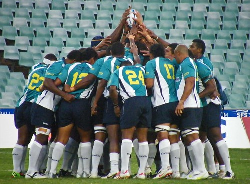 FIJI RUGBY UNION TEAM 2011