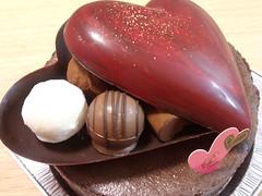 バレンタイン・ケーキ