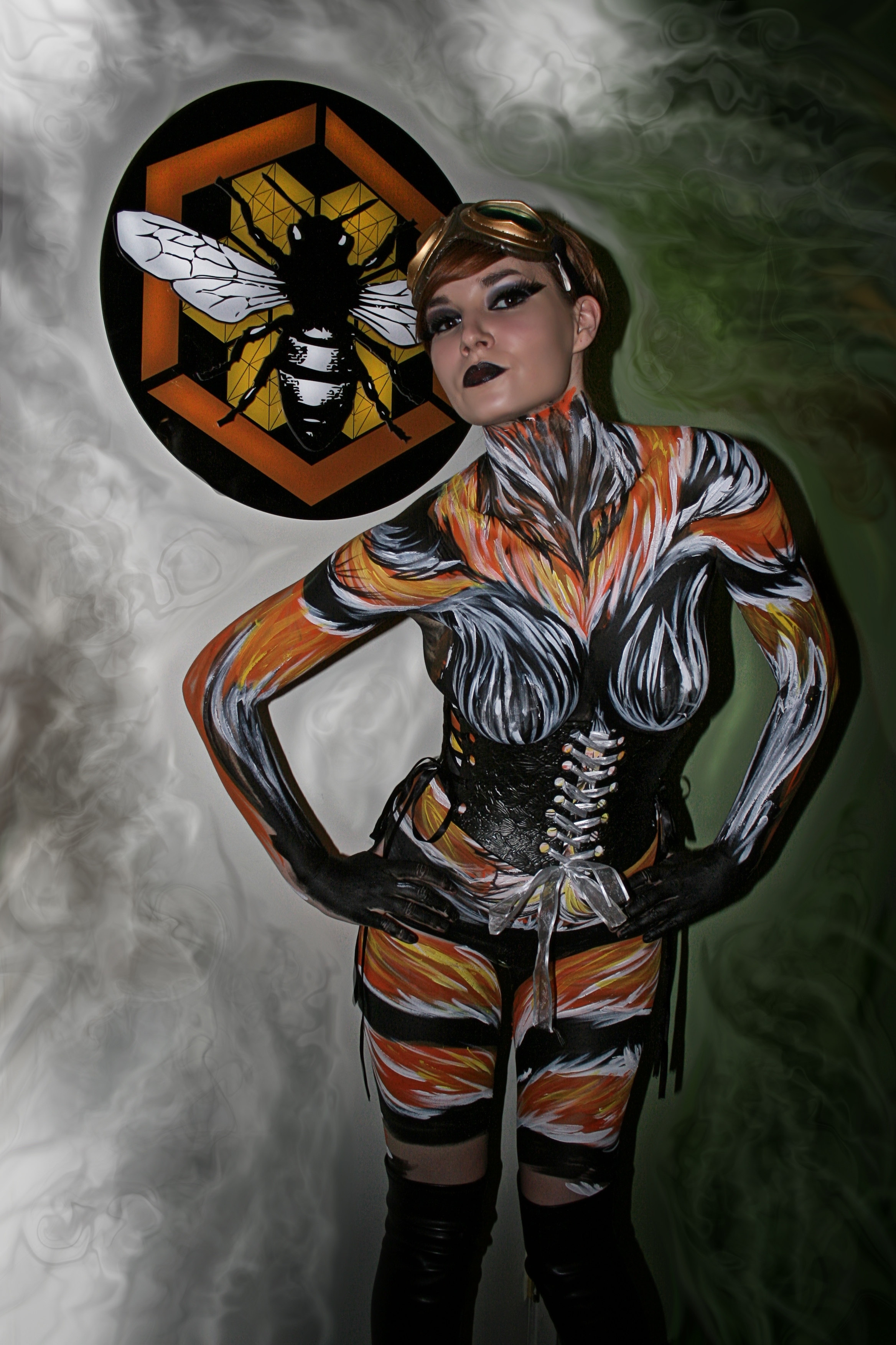 bodypainter
