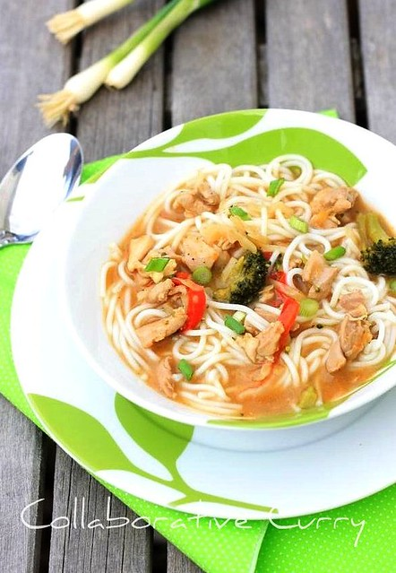 Chinese Chicken Noodle Soup | Flickr - Photo Sharing!