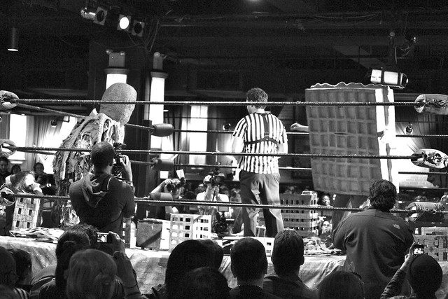 Header of Against the Ropes