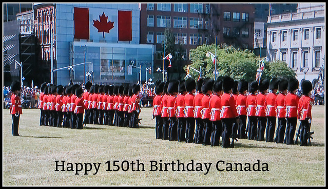 Happy 150th Birthday Canada!!!, Canon POWERSHOT SX240 HS