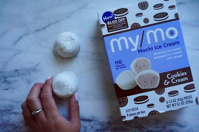 Cookies and Cream Mochi