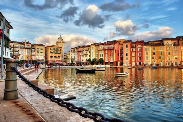 Portofino Bay Hotel Orlando
