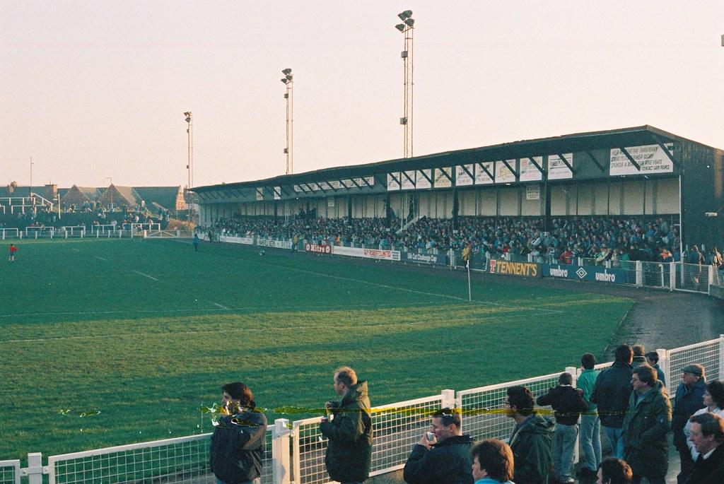 Hull RLFC Boulevard Threepenny Stand