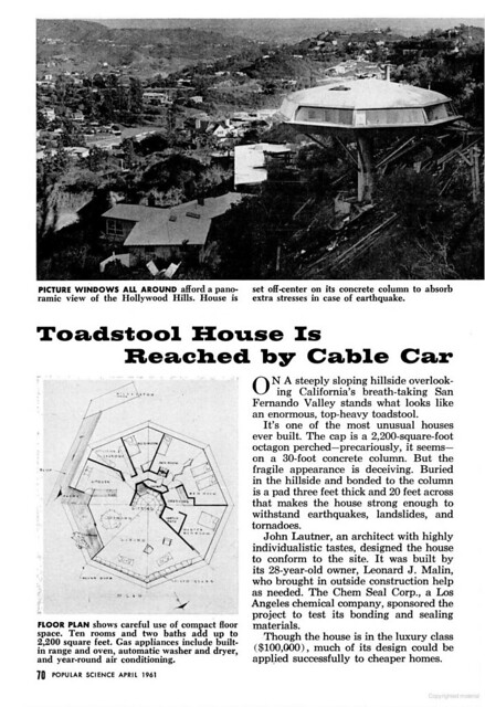 Malin Residence - Chemosphere - Los Angeles - Built: 1960 (Page 1 of 2)