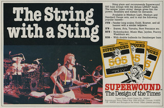 Steinberger bass strings | by Sound-Goods
