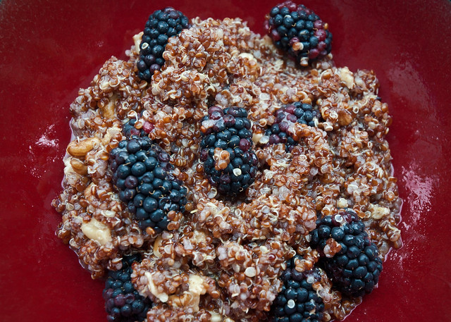 Warm and Nutty Cinnamon Quinoa | Warm and Nutty Cinnamon Qui ...