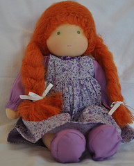 Waldorf Doll from Bella Luna Toys