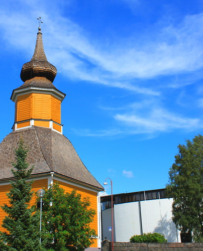 Belfry of Orivesi Church