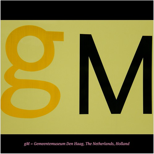 gM = Cultural THE HAGUE : DEN HAAG : The Netherlands : HOLLAND : @ The Gemeentehaus Museum : WORLD : SENSE : ICON : Enjoy! :)